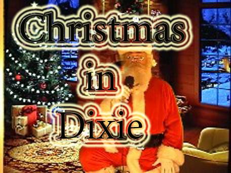christmas in dixie singin santa - Christmas In Dixie